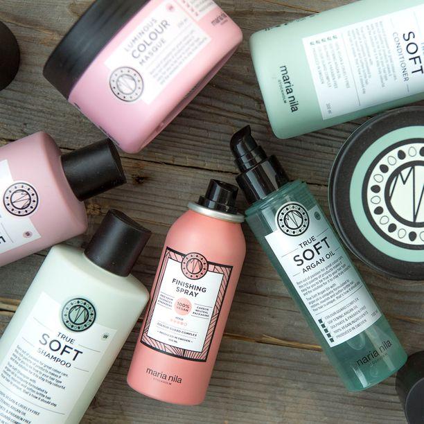 Tuotteet kehitetään ja valmistetaan Ruotsissa. Esimerkiksi shampoopullolle tulee hintaa noin 20 euron verran.