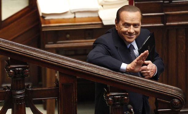 Silvio Berlusconi saattaa välttää vankilan - taas kerran.