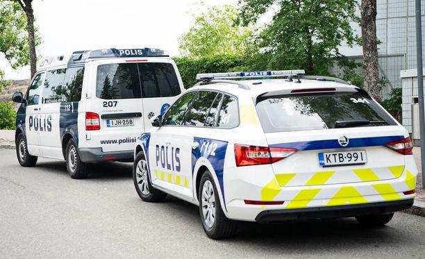 Poliisi tutkii kiusaamista Kotkassa.