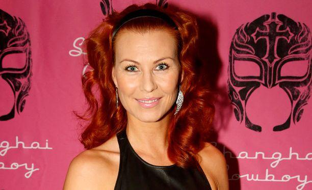Heidi Suomi on menestynyt myös juoksijana.