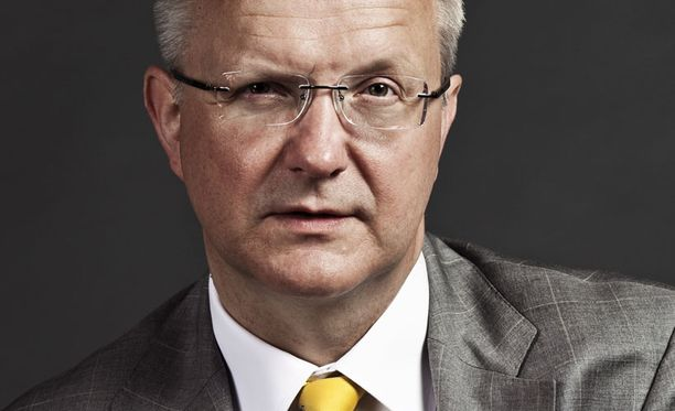 Talouskomissaari Olli Rehn vaatii vakausrahaston kasvattamista.