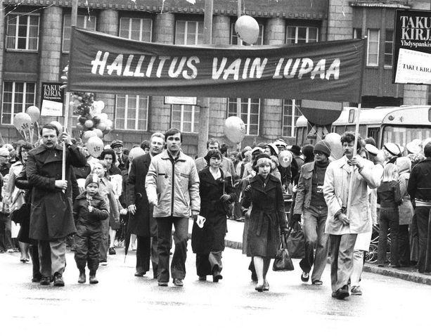 Suomen hallituksen saamattomuus oli tiedossa jo vuonna 1977.