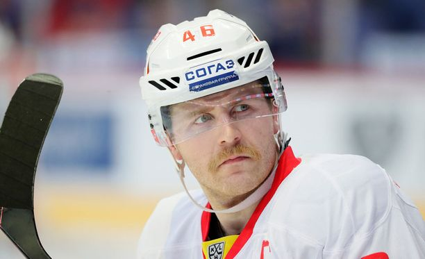 Janne Jalasvaara löysi seuran Ruotsista.