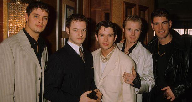 Vuonna 1996 Boyzone valloitti maailman, kun yhtyeen toinen albumi A Different Beat myi yli kaksi miljoonaa kappaletta.