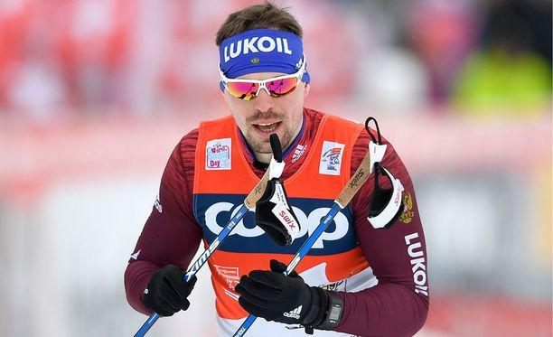 Sergei Ustjugov voitti viime talvena Lahden MM-kisoissa kaksi kultaa ja kolme hopeaa.