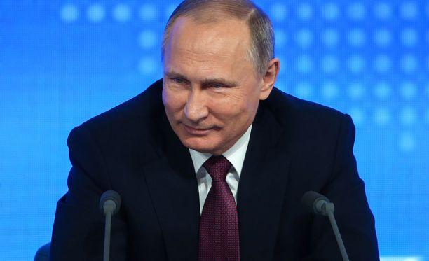 Presidentti Putin saapuu Suomeen heinäkuun lopussa.