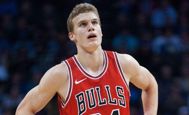 Lauri Markkanen rankattiin alkukauden perusteella NBA:n neljänneksi parhaaksi tulokkaaksi.
