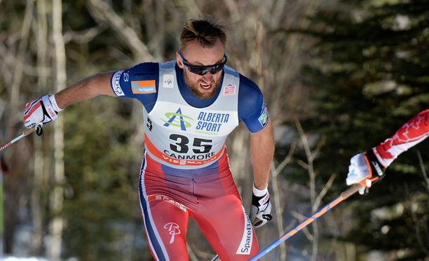 Petter Northugin olympiasaumat ovat enää langanlaihat.