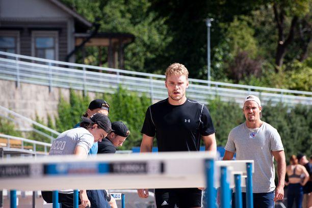 Mikko Rantanen on valmis pelaamaan ensi helmikuun olympiaturnauksessa.
