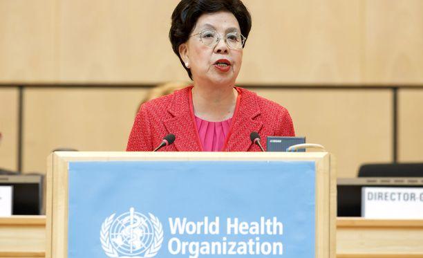 WHO:n johtaja Margaret Chan majoittuu vain parhaissa mahdollisissa hotelleissa.