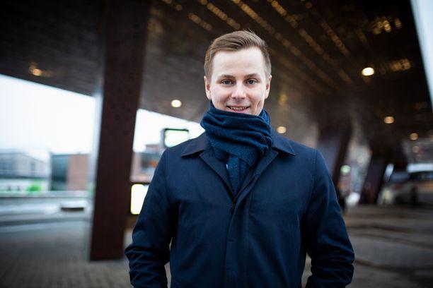 Ennen kunnanjohtajan pestiä Teemu Heinonen on työskennellyt runsaan vuoden ajan Lahden hallintopäällikön viransijaisena.