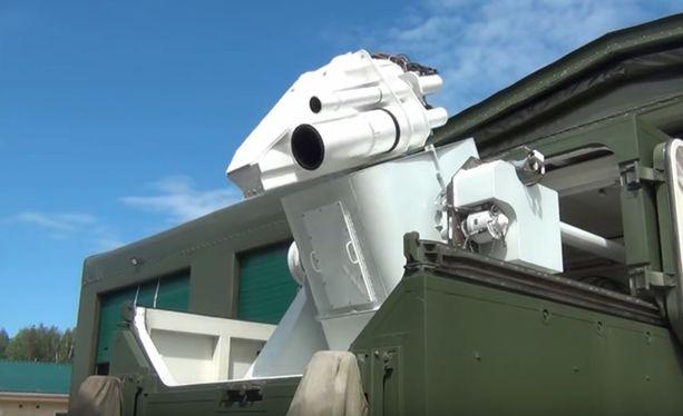 Peresvet-laserjärjestelmä on Venäjän uusista aseista toistaiseksi mystisin.