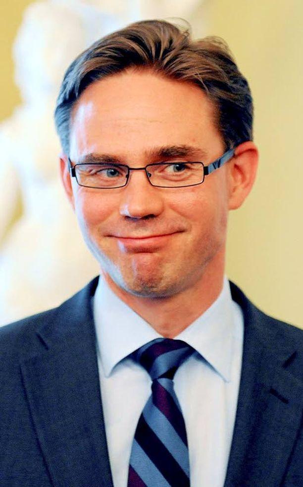 Jyrki Katainen joutui rajuun testiin heti pääministerikautensa alussa.