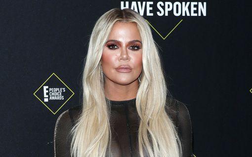 Khloé Kardashian paljastaa laihdutussalaisuutensa – näin hän pudotti 27 raskauskiloa