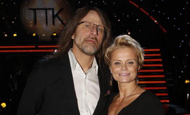 Hanna Karttunen nähdään Italian Tanssii tähtien kanssa -ohjelmassa.