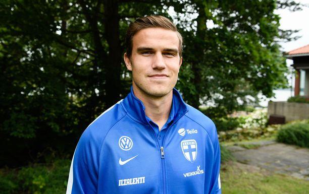 Eero Markkanen palaa ulkomailta takaisin Suomen kentille.