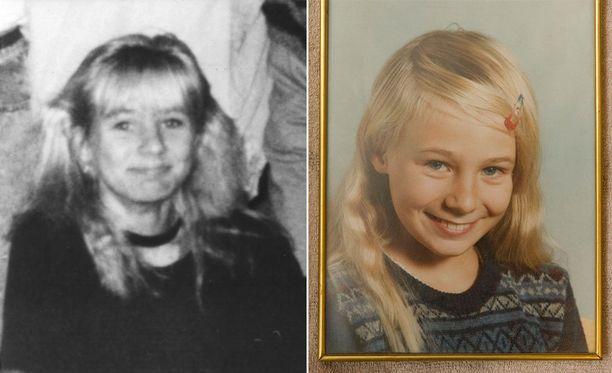 Nämä kuvat kadonneesta Piia Ristikankareesta ovat painuneet monen suomalaisen mieleen. Piia on ollut kateissa kohta 30 vuotta.