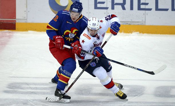Jokerit ja Pietarin SKA kohtaavat lauantaina Helsingin Kaisaniemessä KHL:n ensimmäisessä ulkoilmaottelussa.