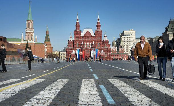 Suomen kansalainen pidätettiin viime yönä Venäjän pääkaupungissa Moskovassa ja vapautettiin joitakin tunteja myöhemmin.