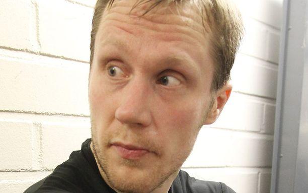Hannes Hyvönen ei löytänyt sopivaa seuraa tällä kaudella.