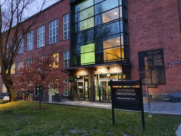 Pirkanmaan käräjäoikeus on antanut tuomion Tampereella viime kesänä tehdystä henkirikoksesta.