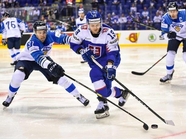 Juho Lammikko oli toukokuussa voittamassa MM-kultaa Slovakiassa.