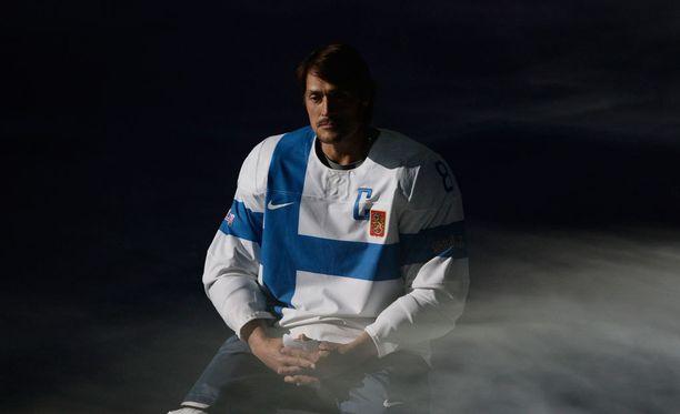 Teemu Selänne joutui pettymään MM-finaalin lopputulemaan.