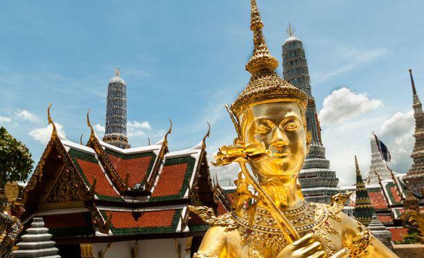 Bangkok oli alkuvuoden haetuin matkakohde.