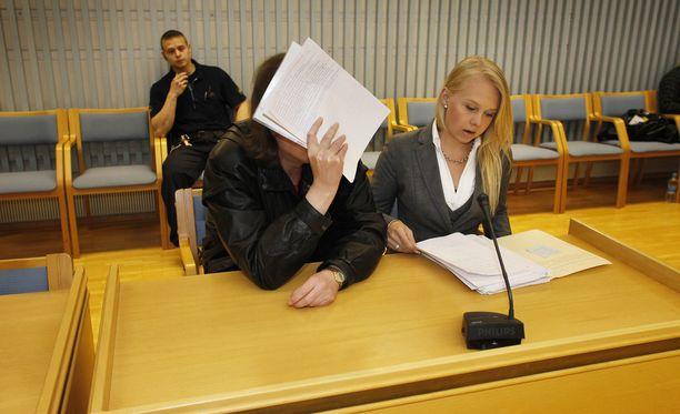 Psykologin mukaan Penttilän kaltaisten rikollisten rikoksen uusimisen riski on psykologin mukaan korkealla. Arkistokuva vuodelta 2010.