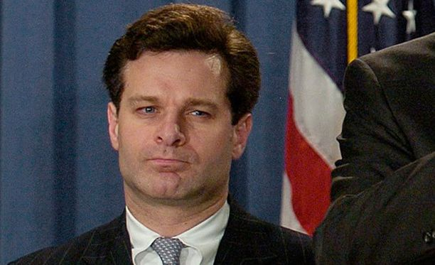 Christopher Wray on FBI:n uusi johtaja.