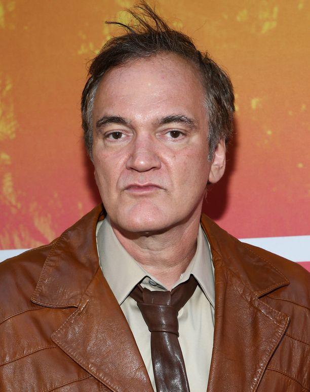Quentin Tarantino katuu, ettei puuttunut Weinsteinin toimintaan.