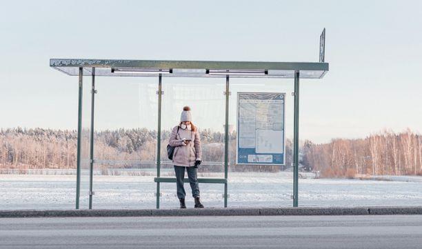 Suomalainen haluaa tilaa ympärilleen.