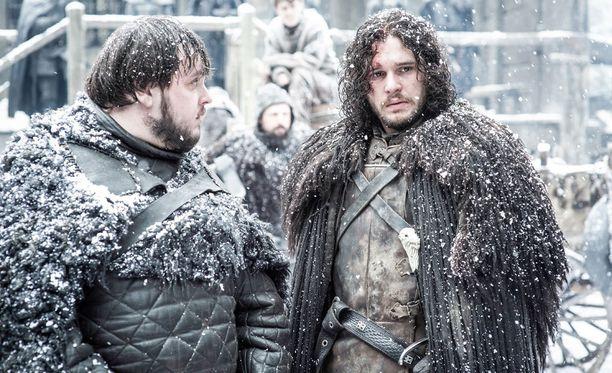 Kuinkakohan Jon Snown käy?