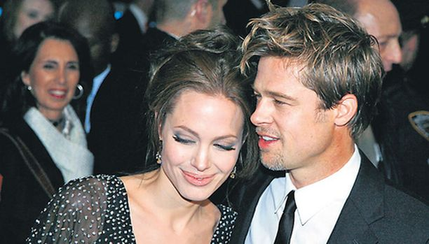 Pitt-Jolie perheessä on kolme lasta.