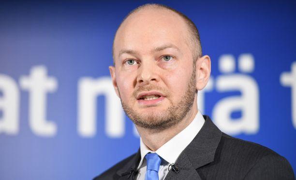 Sampo Terhon mukaan kulttuuri on erittäin keskeinen asia kaikille Suomen puolueille - myös perussuomalaisille.