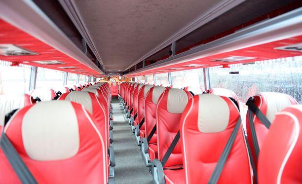 Onnibus tarjoaa etuja mobiilisovelluksensa käyttäjille.