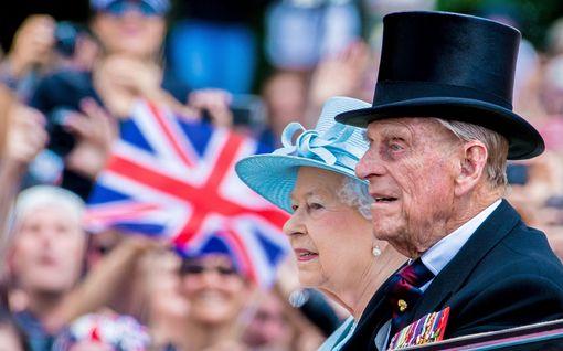 Prinssi Philip saa saman upean kunnianosoituksen kuin Mauno Koivisto