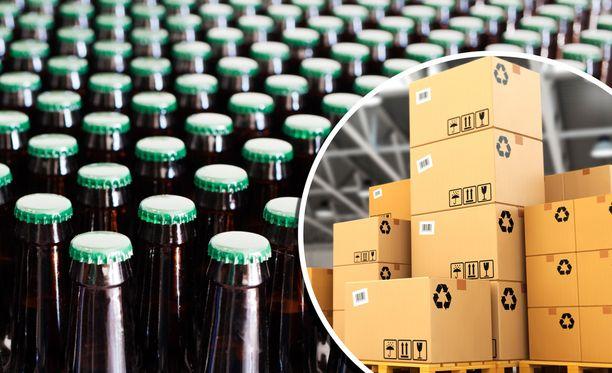 Iltalehti selvitti, miten kuluttaja voi tilata Suomeen alkoholia ulkomailta ilman, että notkahtaa lain nurjalle puolelle. Ohjeet löydät jutun lopusta.