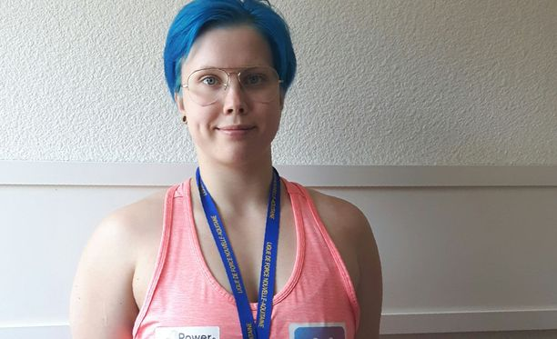Susanna Törrönen nosti penkistä EM-kullan arvoisen tuloksen.