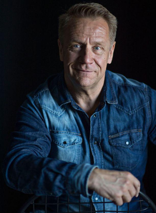 Olli Lindholm syyskuussa.