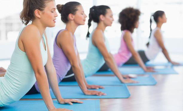 Oman vartalonsa hyväksyminen vaatii paljon ja antaa sitäkin enemmän.