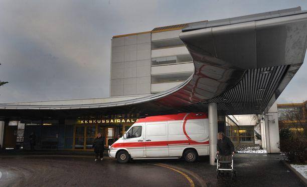 Päijät-Hämeen keskussairaalasta löydettiin naislääkäri sekavassa tilassa työvuoronsa jälkeen.