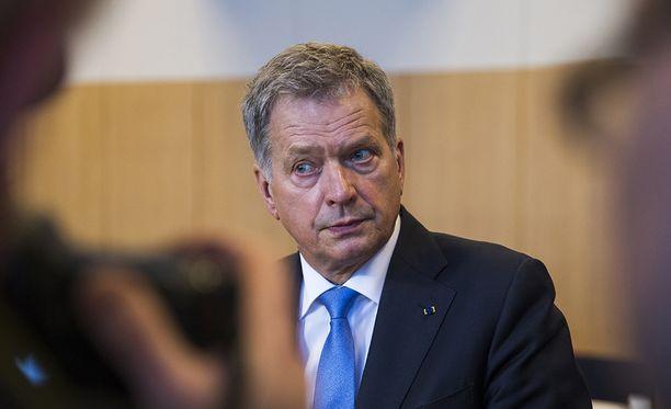 Presidentti Niinistö on sanonut Suomen olevan houkutteleva yhteistyökumppani vahvojen puolustusvoimiensa ansiosta.