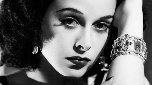 Hedy Lamarr vuonna 1938.