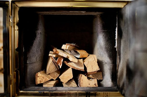 Kylmä talvi on tyhjentänyt puuvarastot Norjassa. (Kuvituskuva)