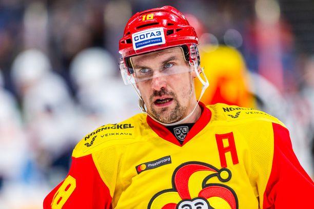 Sami Lepistöllä on myös NHL-kokemusta 176 ottelun verran.