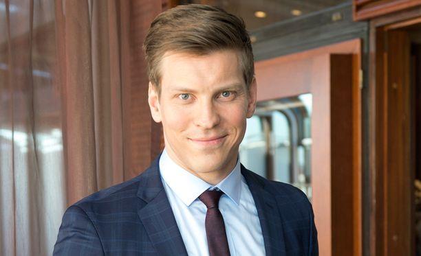 Antti Holma vakuuttaa, että ei ole nähnyt Kormilaisen torttuvideota.