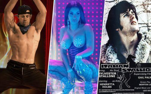 Strippilavoilta Hollywoodiin: nämä julkkikset ovat entisiä seksityöntekijöitä