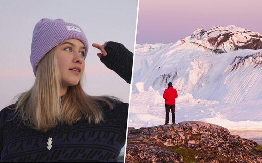 """Ampumahiihdossa on yhden naisen kokoinen maajoukkue – 19-vuotias Ukaleq teki historiaa MM-kultamitalilla: """"Se oli aivan hullua"""""""