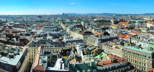 Yhdysvaltain Wienissä toimivat diplomaatit ovat nyt epäiltyjen hyökkäysten kohteena.